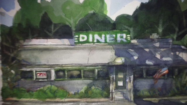Historic Diner Rhinebeck